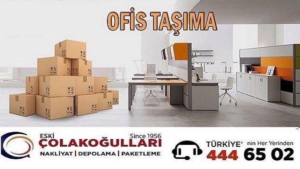 İstanbul Ofis Nakliye Firmaları