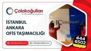 İstanbul Ankara Ofis Taşımacılığı