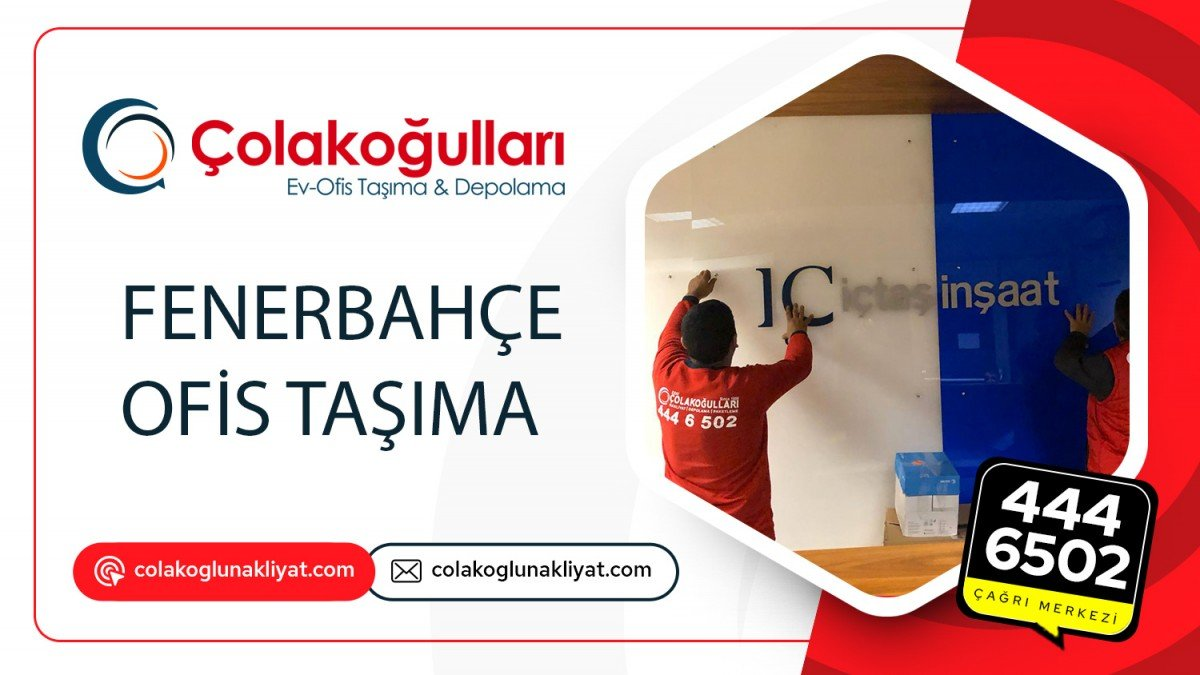 Fenerbahçe ofis taşımacılığı